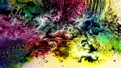 spirit  fantasy einfach malen easy painting