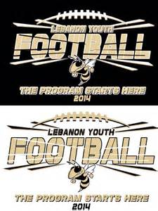 Youth Football T-Shirt Designs Ideas