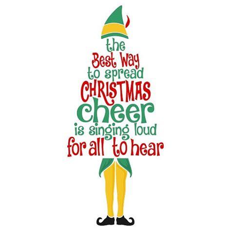 christmas cheer iron  vinyl decalglitter vinyl decal