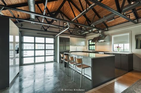 open house plans with large kitchens a polished concrete kitchen floor