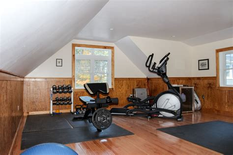 home gym above garage the barn yard great country garages