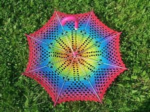 Stunning Crochet Umbrellas And Parasols