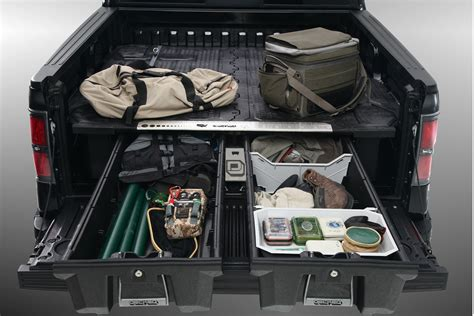 Decked Truck Bed Organizer by 4wp Brings A New Product To Their Shelves Decked Truck