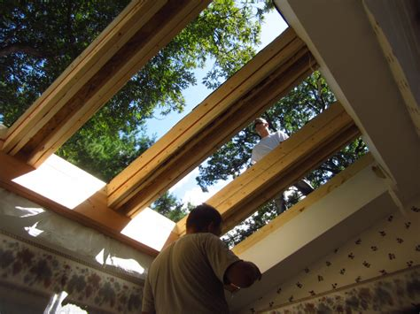 skylight repair kuhls contracting
