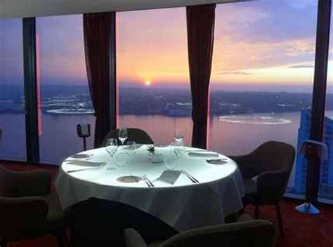 Merseyside Restaurants With The Best Views
