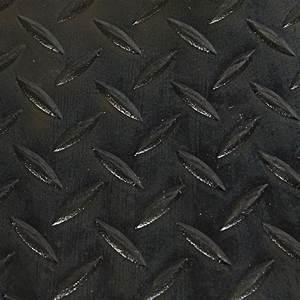 tapis de caoutchouc en rouleaux a motif en losange vendu With tapis de caoutchouc pour garage