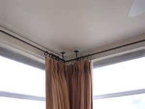 studio ceiling mount curtain rod set jcpenney