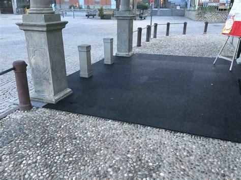 piastrelle di gomma pavimento in pvc e gomma per giardini terrazze