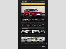 22+ Best Premium Car Website Templates Free & Premium