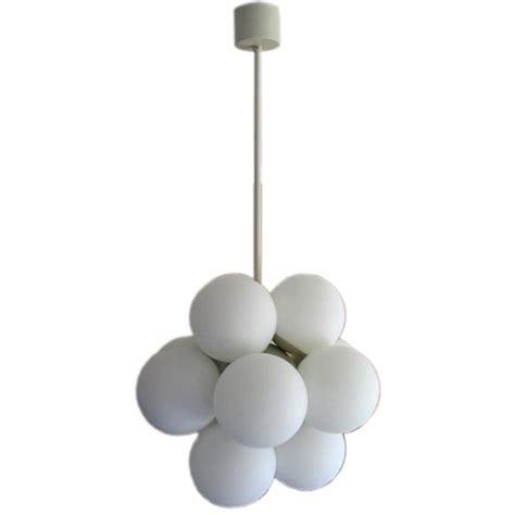 vintage globe hanging lighting fixture by kaiser leuchten
