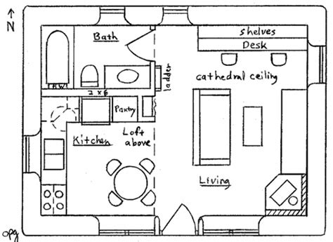 Inside Clipart House Layout