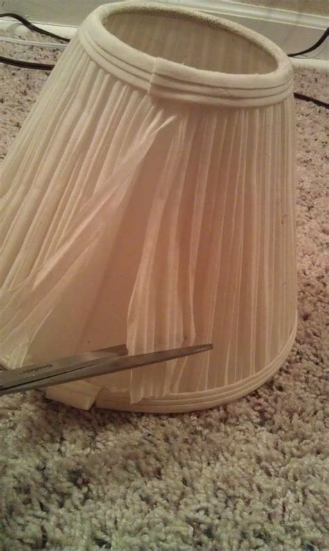 Pleated Shades by Tutorial Recover Pleated Lshade Lighting Shades And