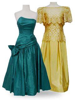 vintage prom dresses   rustyzippercom shop   unique retro prom dresses