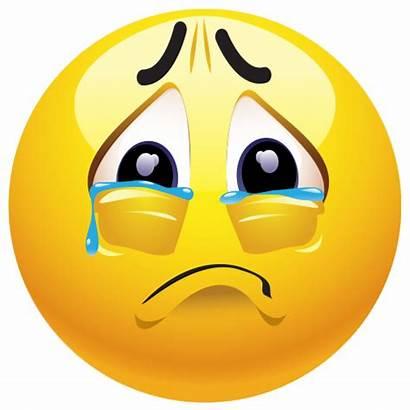 Emoji Sad Clipart Transparent