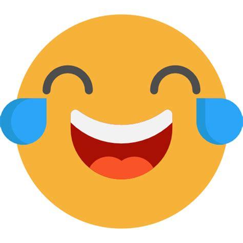 laughing, emoticons, Emoji, feelings, Smileys icon