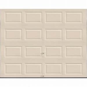 Ideal doorr 3 star standard value non insulated garage for 12 x 7 insulated garage door