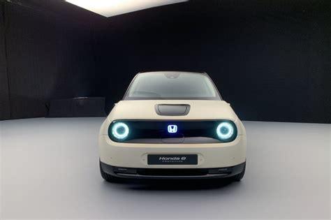 Honda Unveils Quirky Allelectric 'e Prototype' Motorscouk