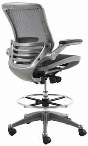 Harwick Evolve All Mesh Heavy Duty Drafting Chair