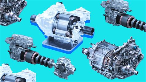 Electric Vehicle Engine by The Secrets Of Electric Cars And Their Motors It S Not