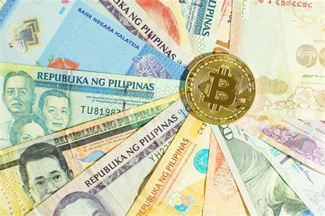 The 24 hours of total bitcoin volume, exchanged for various national currencies. Multi national currency stock photo. Image of peso, franklin - 837226