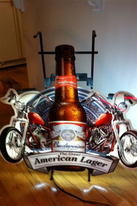 budweiser red light for sale 79 best images about beer liquor signs on pinterest