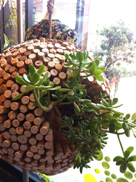 Cork Planters Kreative Bastelideen by 17 Best Images About Anthropologie S Earth Day Cork