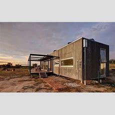 686 Sq Ft Modern Solarpowered Off Grid Cabin