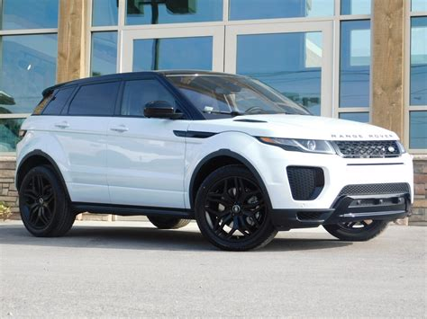 Land Rover 2019 by New 2019 Land Rover Range Rover Evoque Hse Dynamic 4 Door