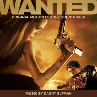 Wanted Original Motion Picture Soundtrack Wikipedia