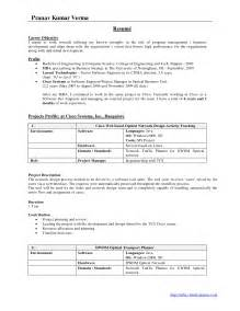 resume format in word india indian resume format for freshers it resume cover letter sle