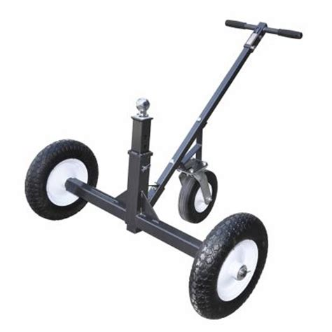 Boat Trailer Caster Wheel by Tow Tuff Heavy Duty Trailer Dolly With Caster At Tractor