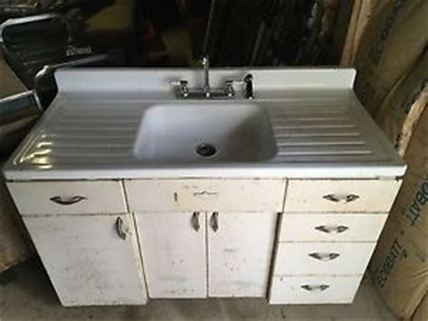 youngstown kitchen sink vintage youngstown by mullins kitchen sink farm sink metal 1231