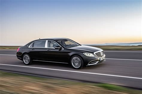 The new height of luxury. 2018 Mercedes-Benz S-Class will be priced below $91k - Drivers Magazine