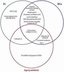 2 Venn Diagram Comparison Of Annotated Proteins Exclusive
