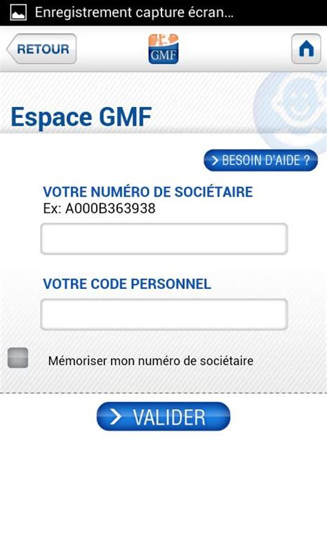 siege social gmf assurance gmf mobile applications android sur play