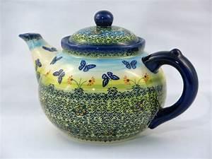 Teekanne 2 Liter : teekanne 1 3 l aus original bunzlauer keramik im dekor carmen ~ Markanthonyermac.com Haus und Dekorationen