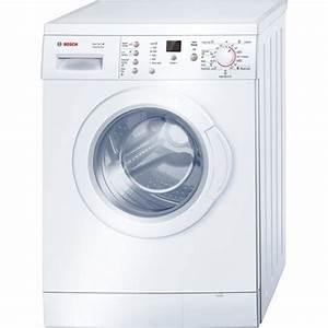 Washing Machine Bosch Wae24377gbuser Manual