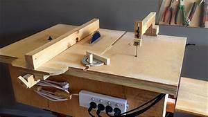 Homemade 4 In 1 Workshop  Table Saw  Router Table  Disc Sander Jigsaw Table  4 In 1 U00c7al U0131 U015fma