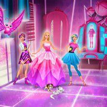 galleria del film barbie super principessa