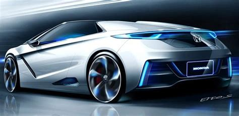 honda s small sports ev concept proves electric can be svelte comes to tokyo motor show next
