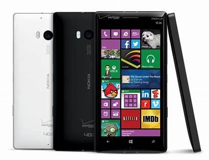 Nokia Windows Lumia Phone Icon Verizon Camera