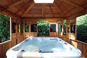 Spa Bois Exterieur : installer un spa chez soi conseils et infos blog home ~ Premium-room.com Idées de Décoration