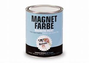 Farbe Für Holzmöbel : milacor magnetfarbe f r innen grau 1 liter ~ Michelbontemps.com Haus und Dekorationen
