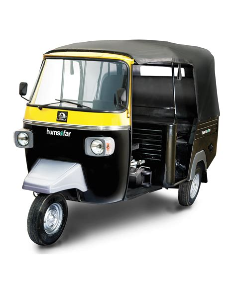 Electric Automobiles by Diesel Three Wheeler Lohia Auto Is One Of The Largest