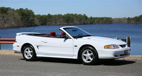 ford mustang gt convertible  door ebay
