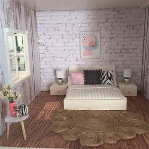 lundby dollhouse renovation diy miniatures lundby With homemade mini furniture