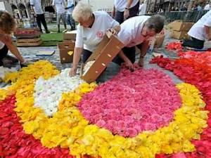 Tapis De Fleurs : tapis de fleurs brussels youtube ~ Melissatoandfro.com Idées de Décoration