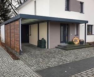 Vordächer Aus Holz Für Haustüren : carport mit eingangs berdachung vordach f r haust ren ~ Articles-book.com Haus und Dekorationen