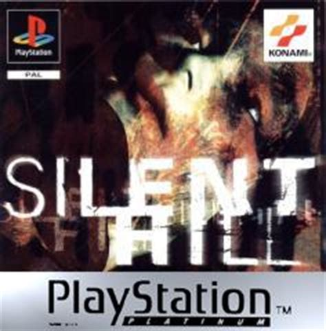 covers box art silent hill playstation