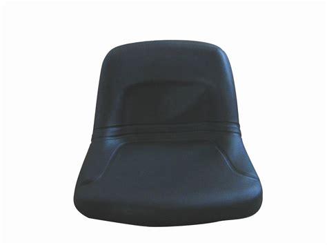 siege faucheuse siège arrière élevé de tondeuse à gazon siège arrière